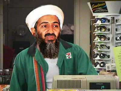 Funny pictures of osama bin laden & Jokes # 10