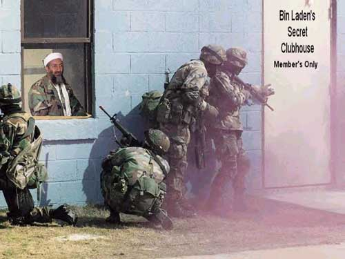 Funny pictures of osama bin laden & Jokes # 21