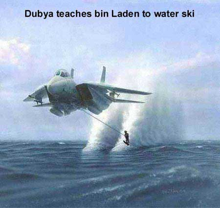 Funny pictures of osama bin laden & Jokes # 51