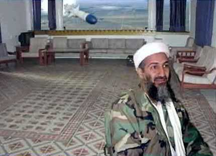 Funny pictures of osama bin laden & Jokes # 8