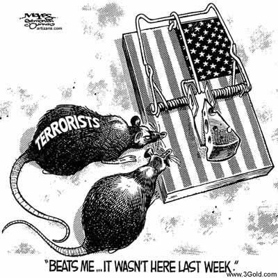 Terrorist comics Funny pictures # 2