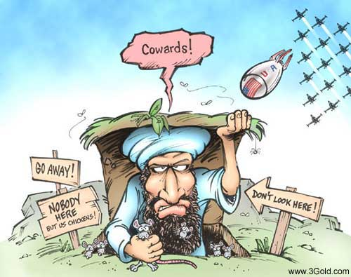 Terrorist comics Funny pictures # 21