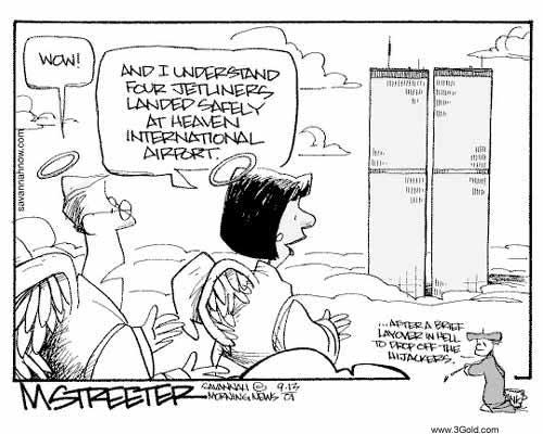 Terrorist comics Funny pictures # 9