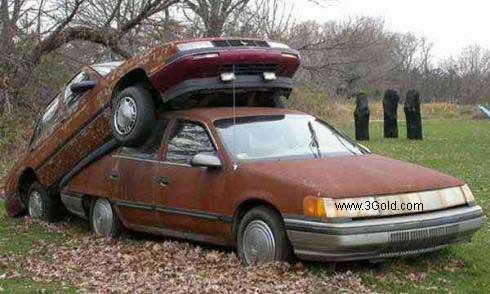 Car Funny pictures, Jokes & crash photos # 61