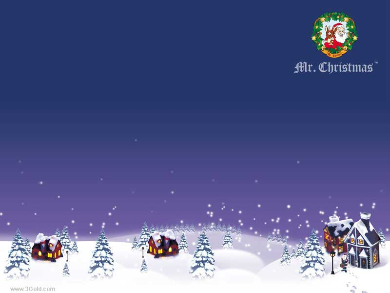 Cristmas Free Desktop Wallpaper # 1