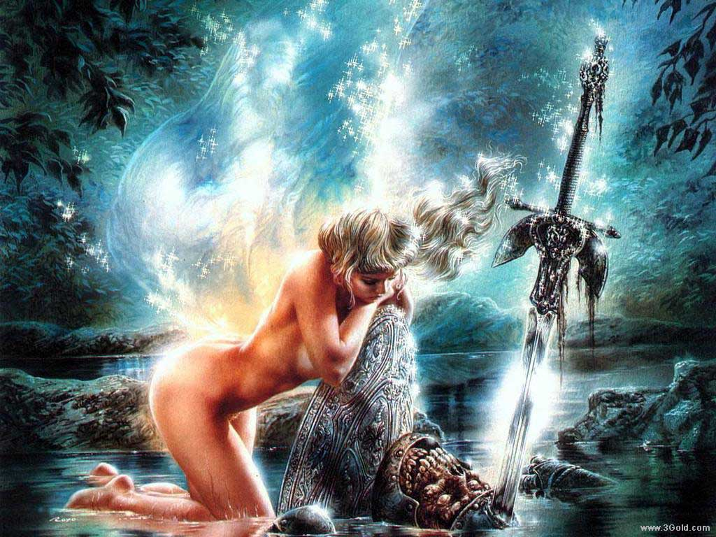 women Fantasy Art Wallpaper