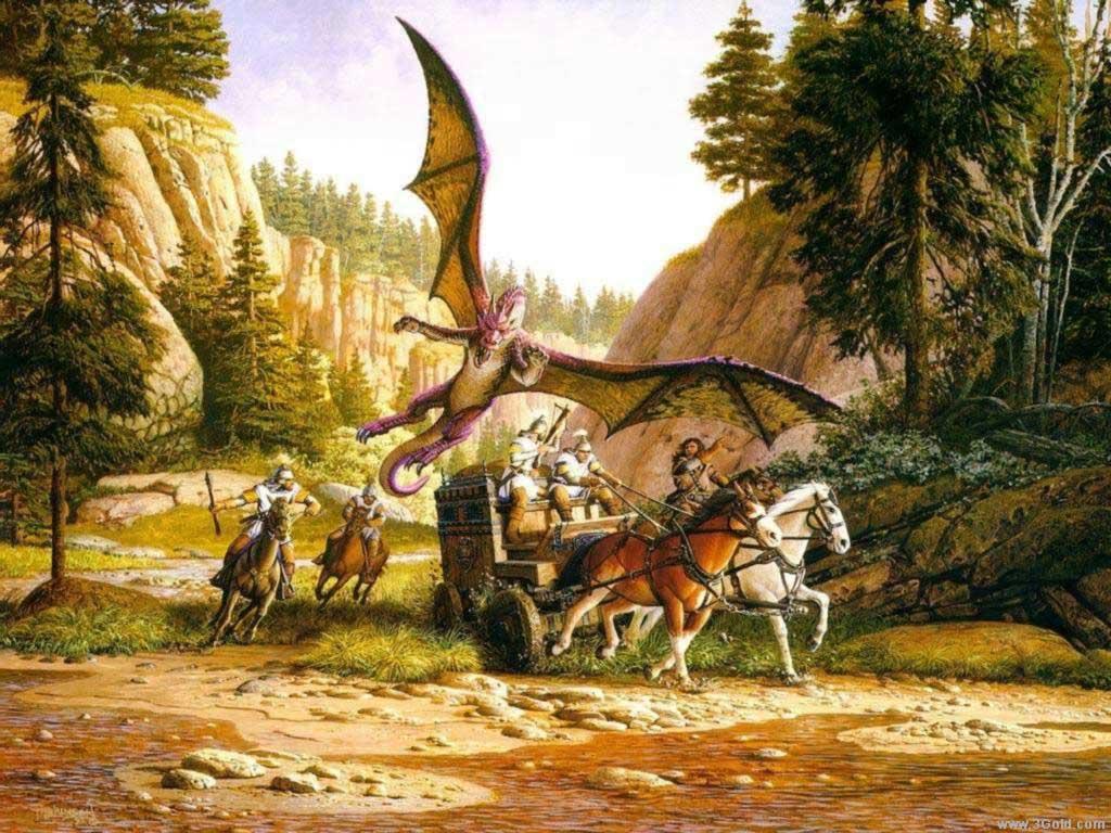 Fantasy art Desktop Wallpaper pictures # 30