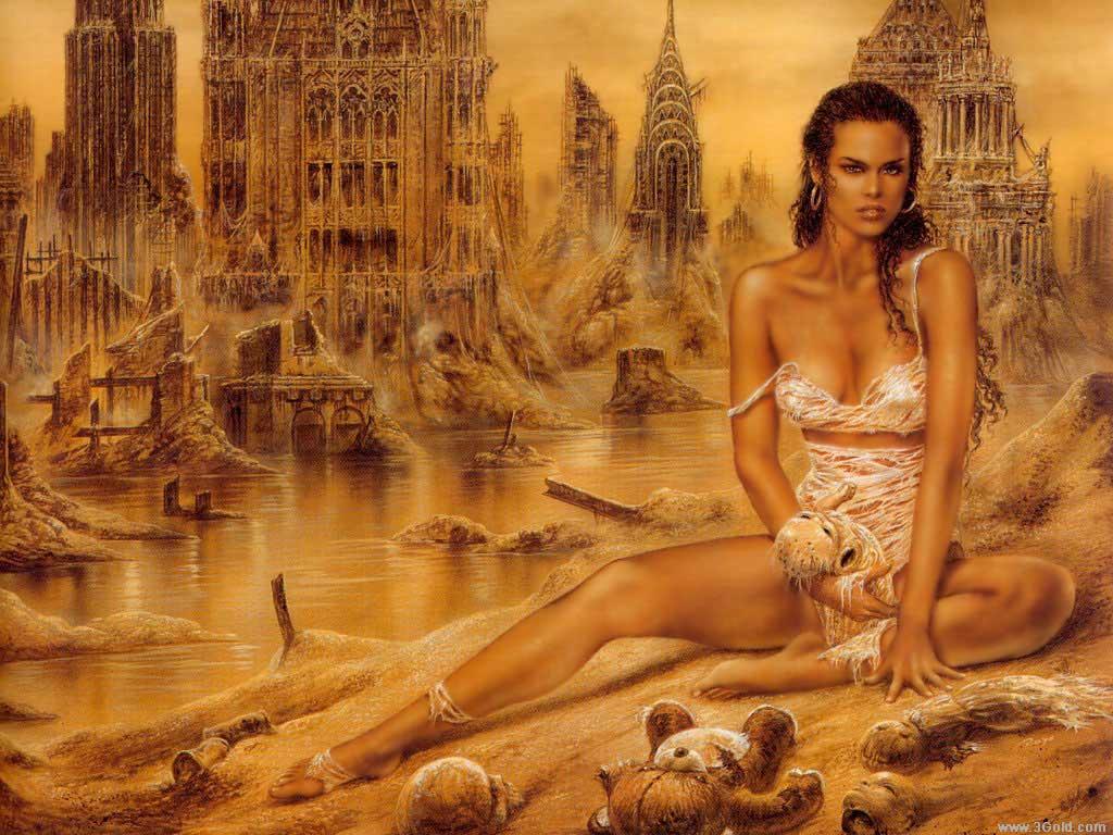 Fantasy art Desktop Wallpaper pictures # 4