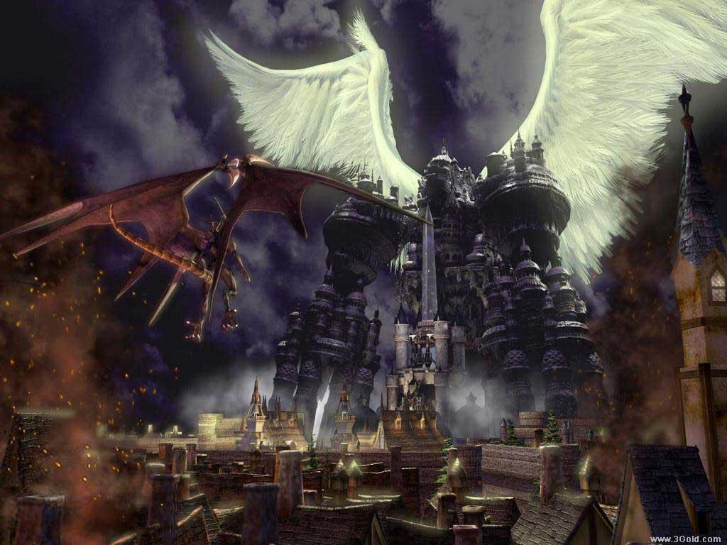 Fantasy art Desktop Wallpaper pictures # 5