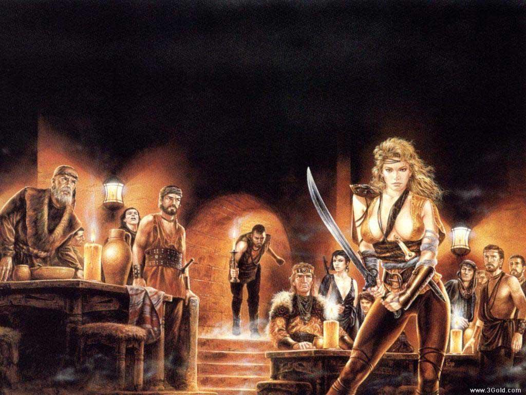 Fantasy art Desktop Wallpaper pictures # 6